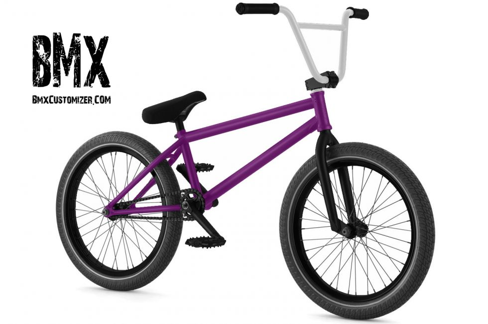 Customized BMX Bike Design 273044