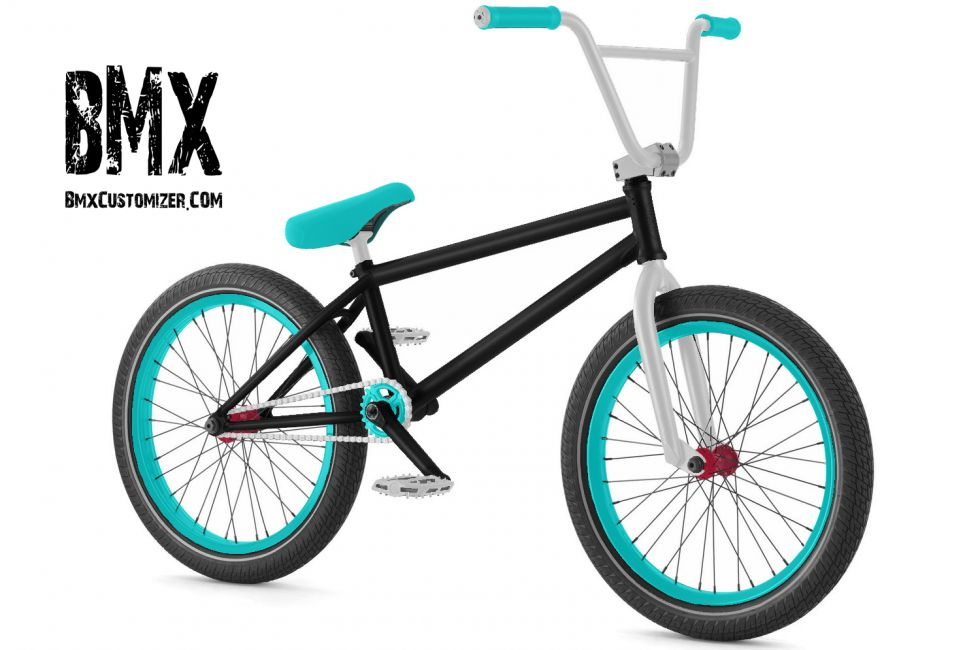Customized BMX Bike Design 273255