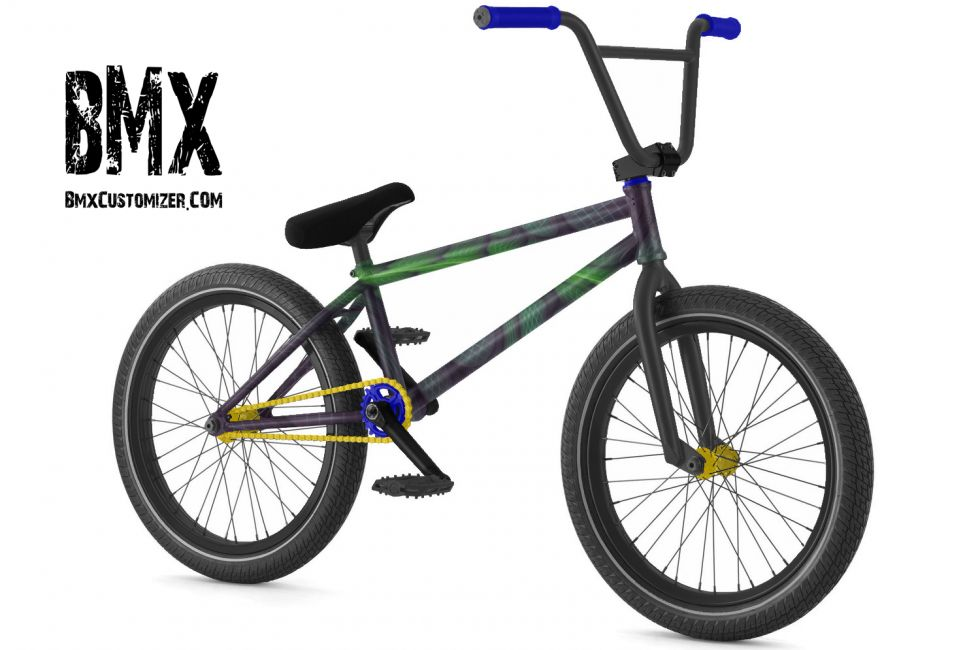 Customized BMX Bike Design 274017