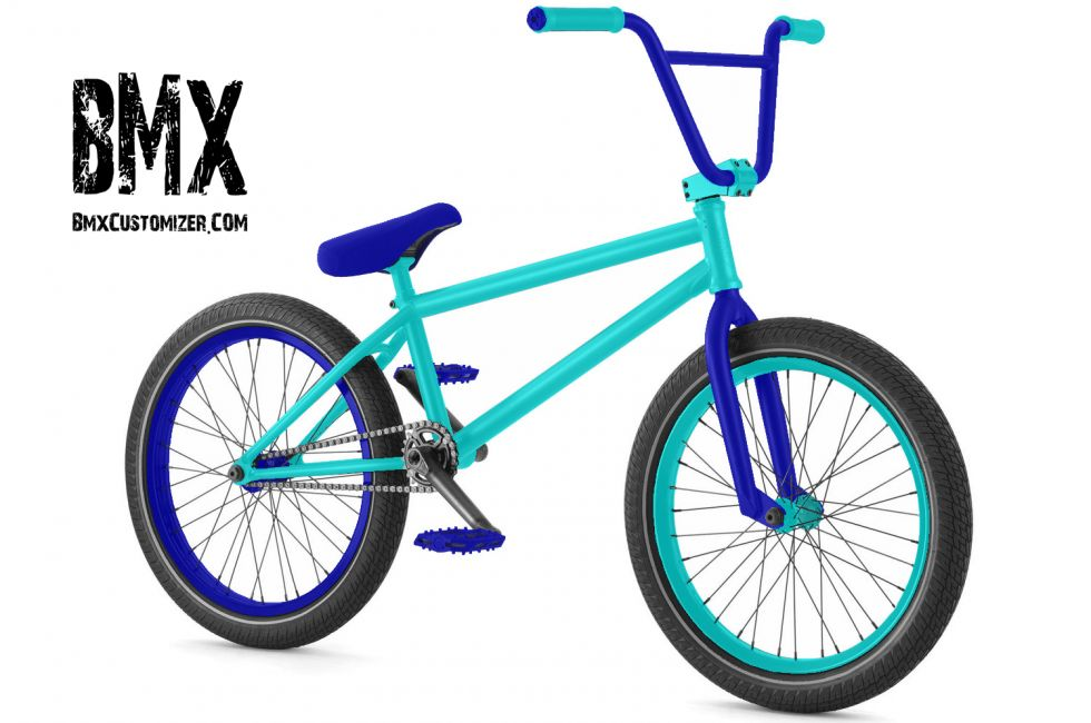 Customized BMX Bike Design 274614