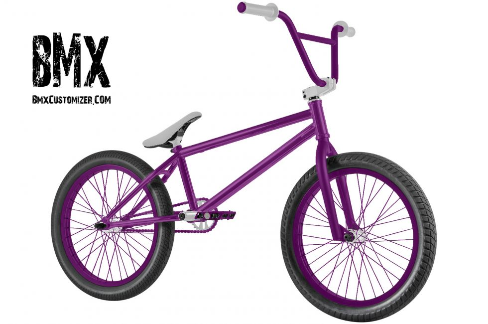 Customized BMX Bike Design 275097