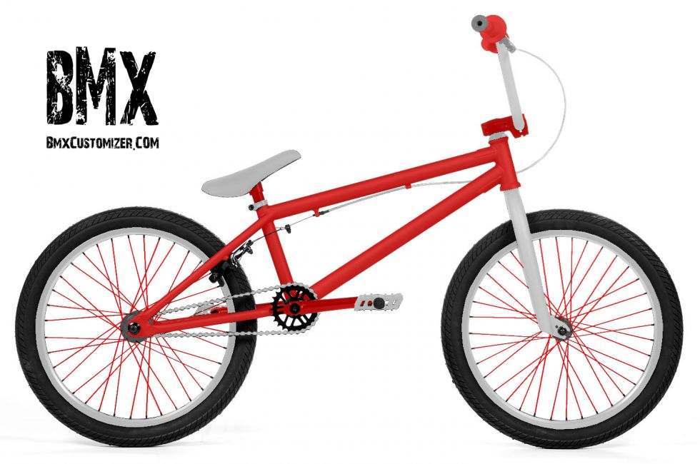 Customized BMX Bike Design 276018