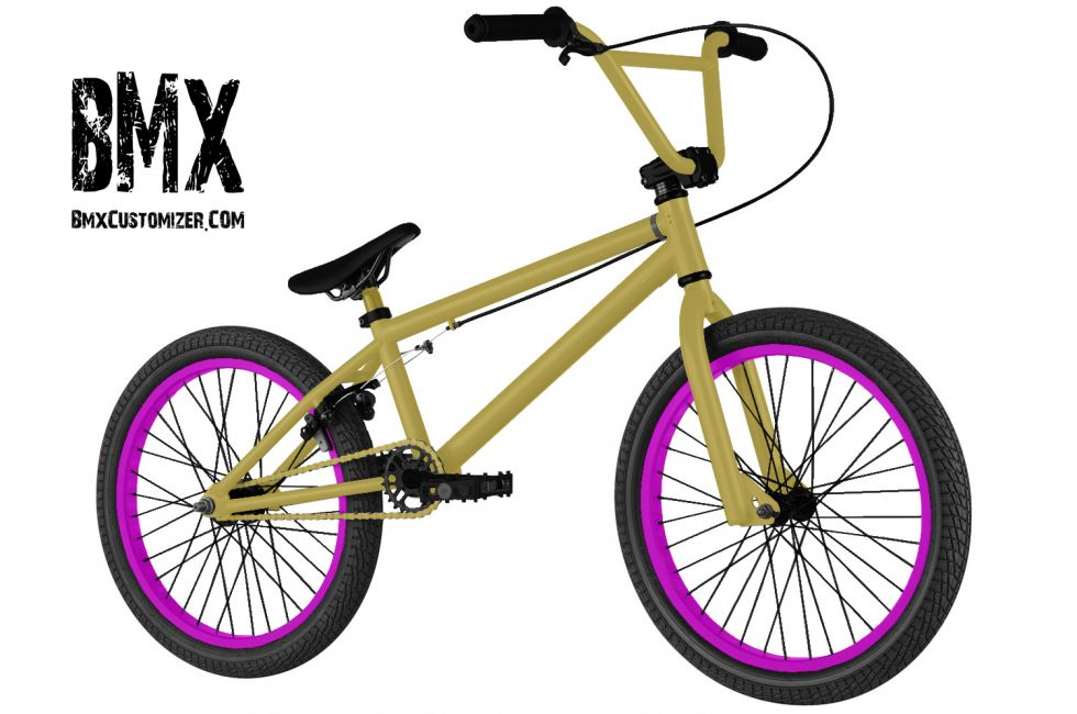 Customized BMX Bike Design 278503
