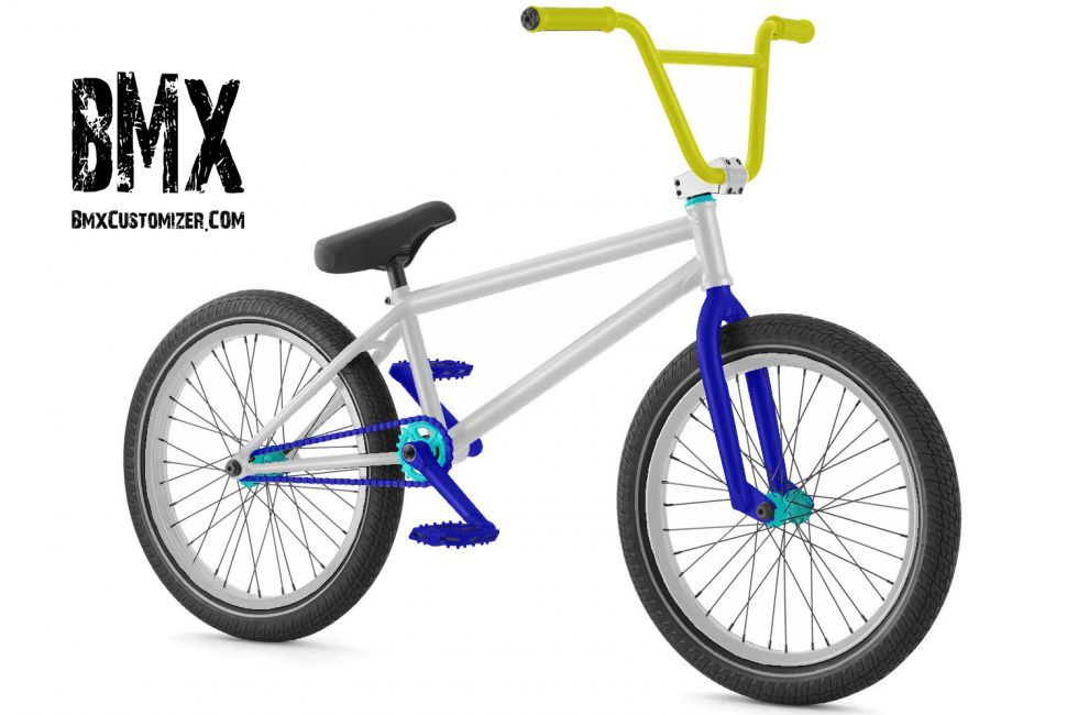 Customized BMX Bike Design 278716