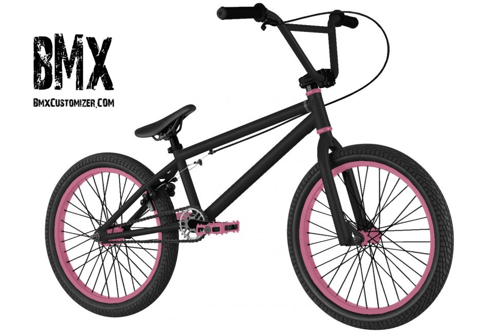 Customized BMX Bike Design 278725