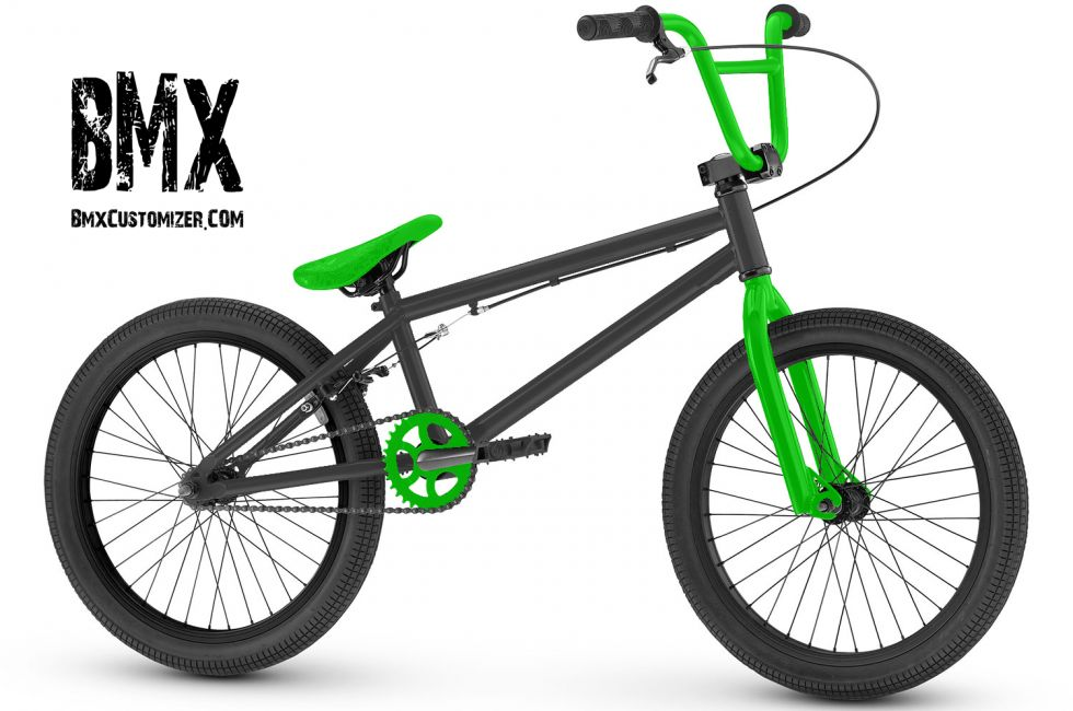Customized BMX Bike Design 279235