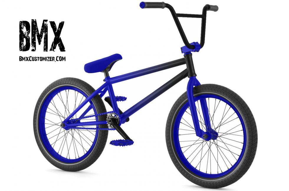 Customized BMX Bike Design 279357