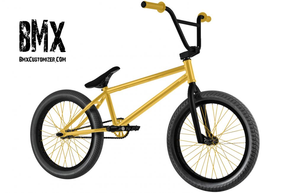 Customized BMX Bike Design 279684