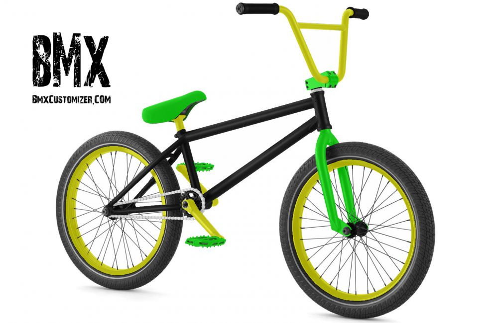Customized BMX Bike Design 279705