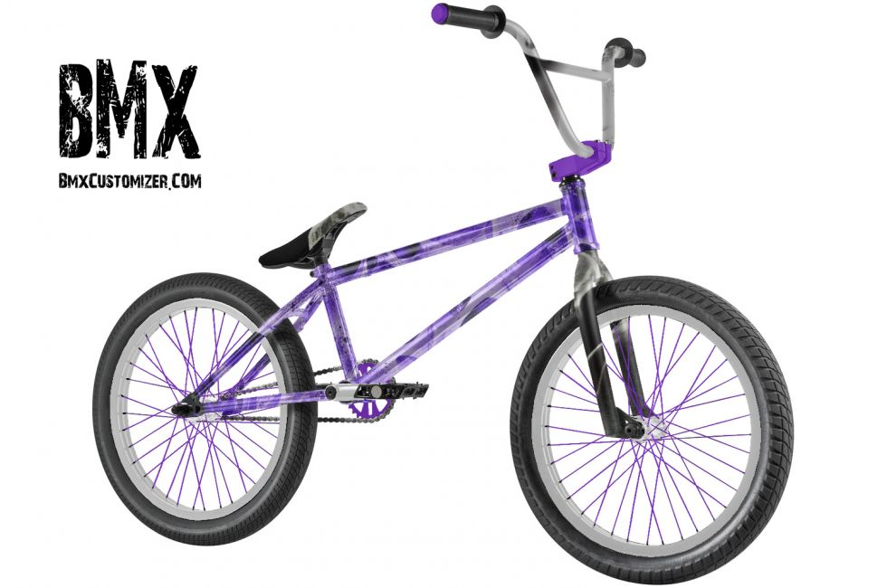 Customized BMX Bike Design 282034