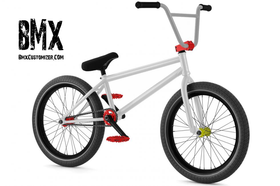 Customized BMX Bike Design 285287