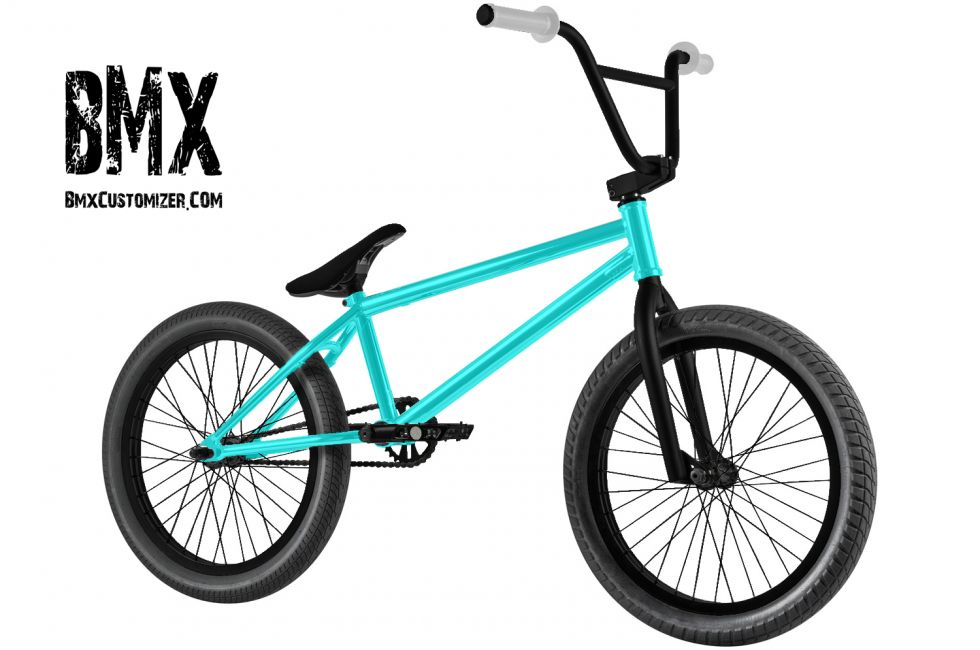 Customized BMX Bike Design 285730