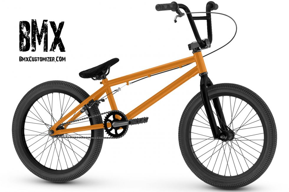 Customized BMX Bike Design 285948