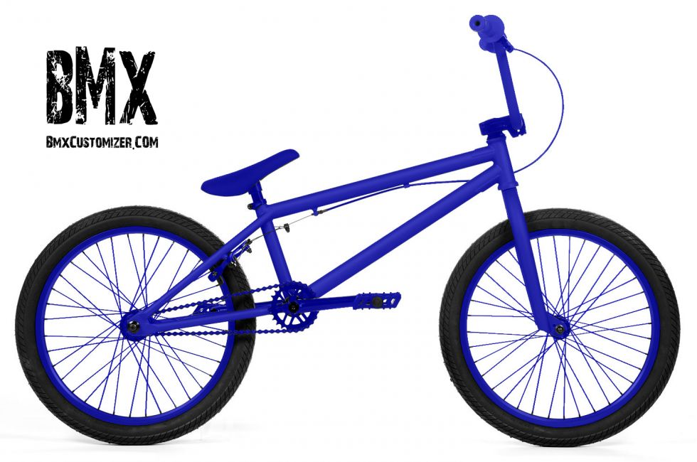 Customized BMX Bike Design 286436