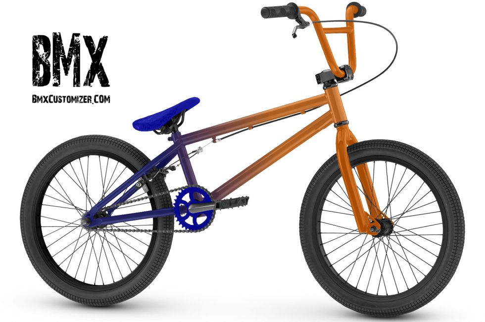 Customized BMX Bike Design 286601