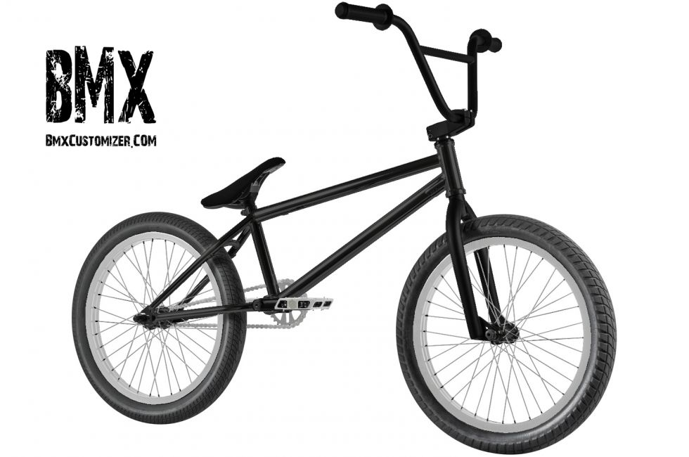 Customized BMX Bike Design 287079