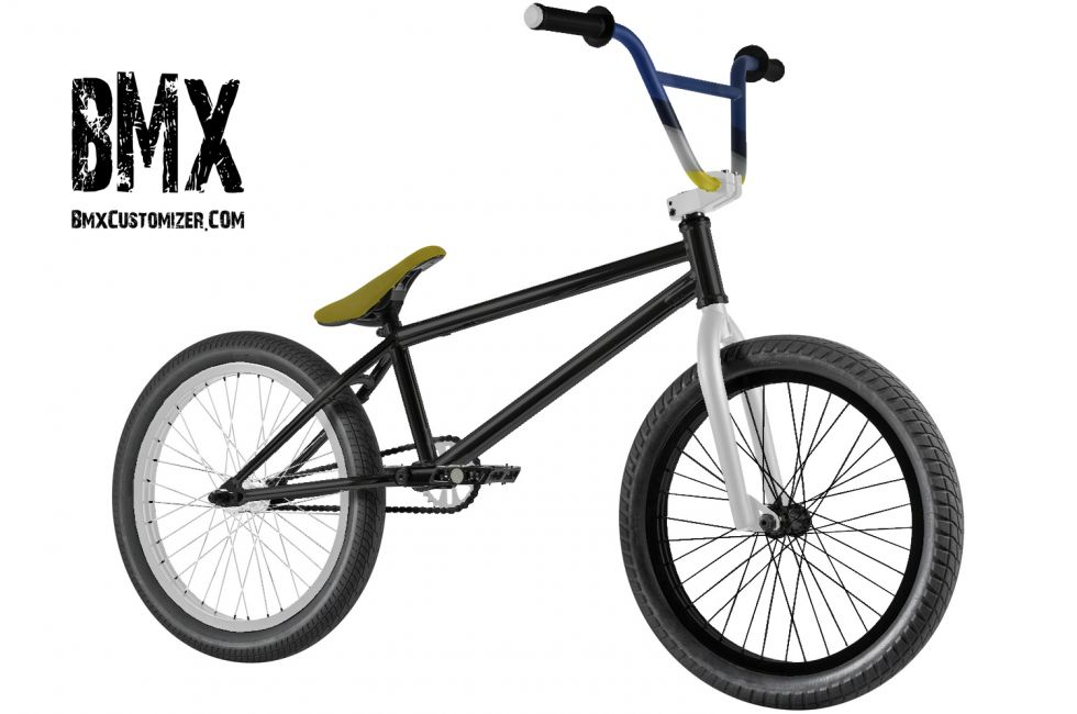 Customized BMX Bike Design 287128