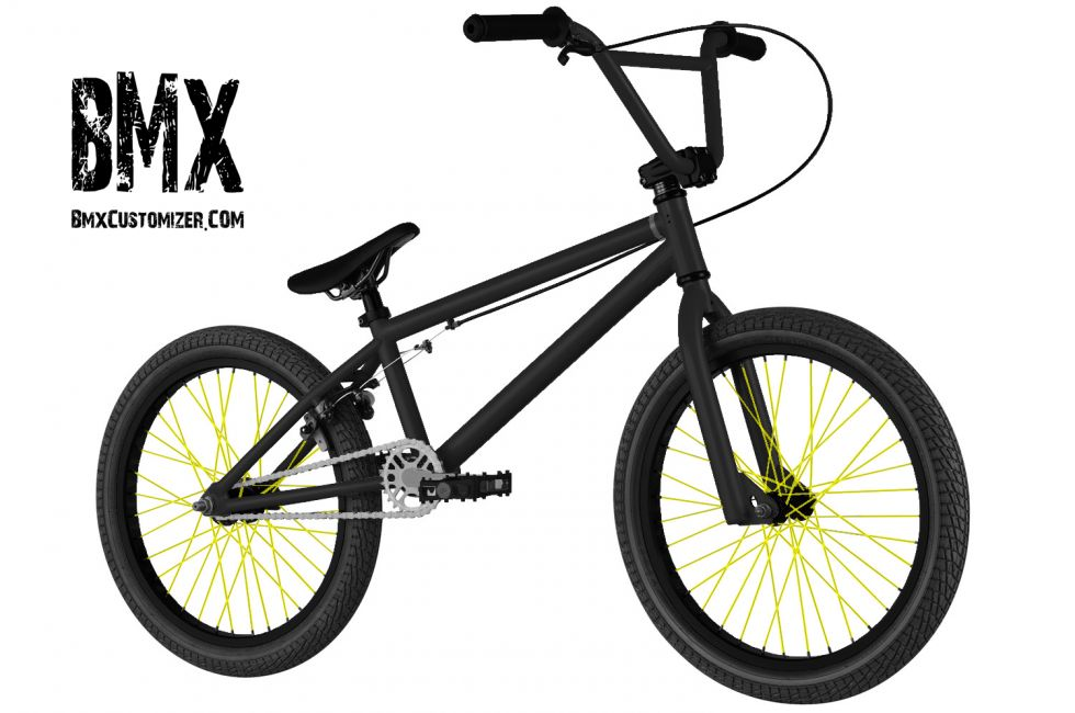 Customized BMX Bike Design 287171