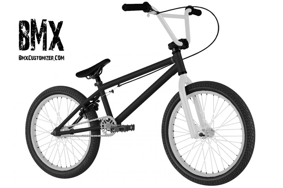 Customized BMX Bike Design 287186