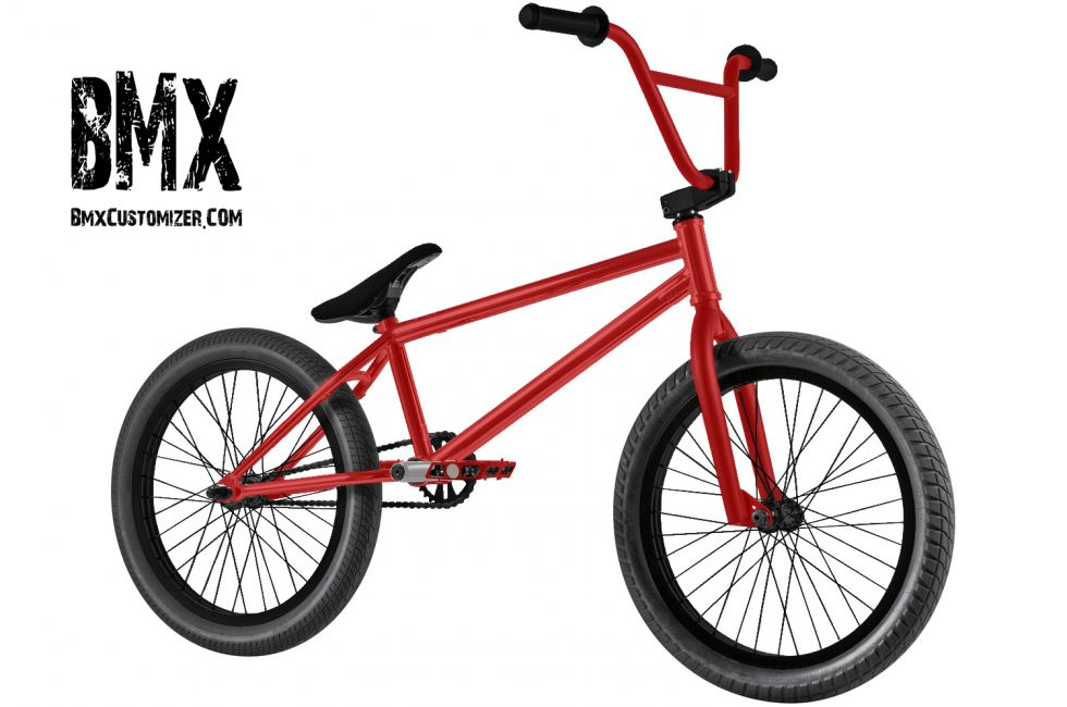 Customized BMX Bike Design 287849