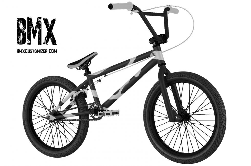 Customized BMX Bike Design 288108