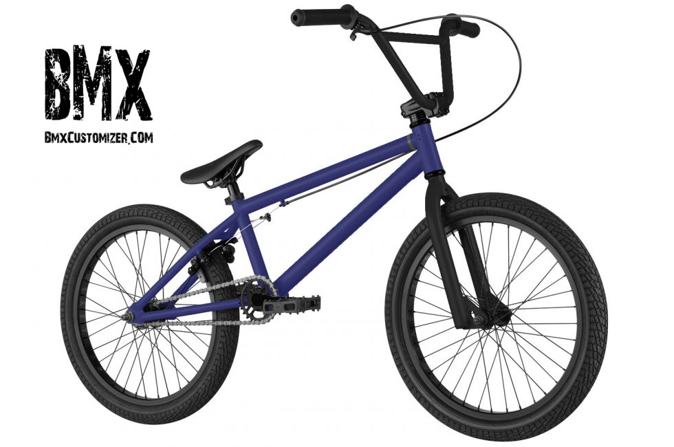 Customized BMX Bike Design 289748