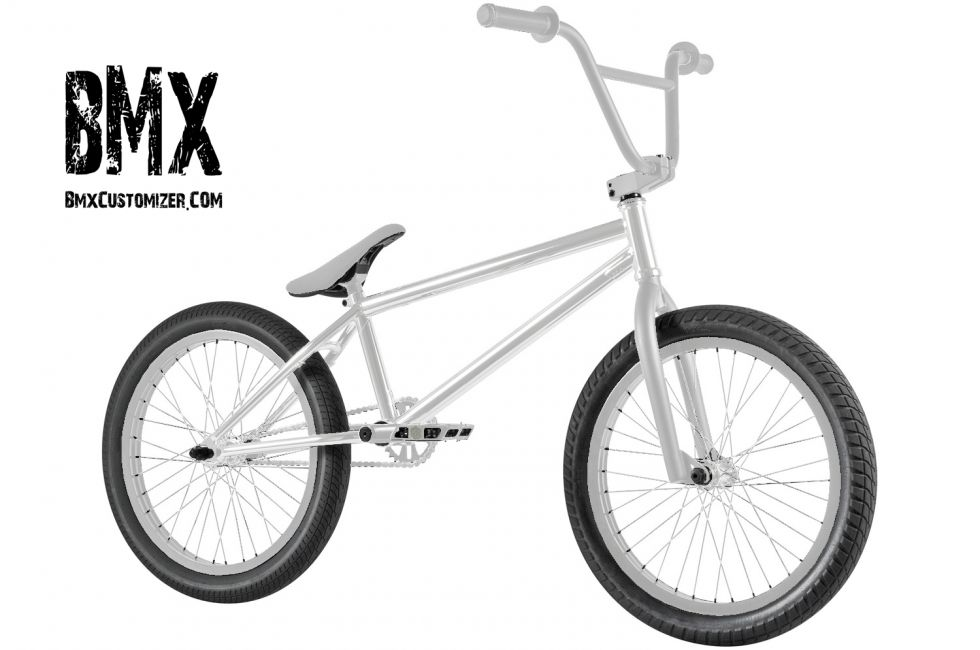 Customized BMX Bike Design 289801