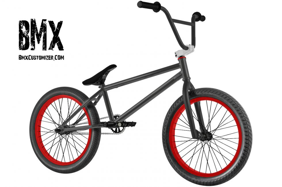 Customized BMX Bike Design 289851