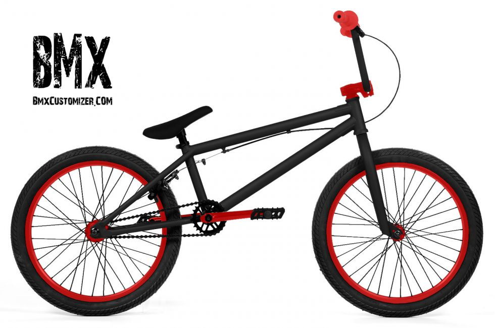 Customized BMX Bike Design 290028