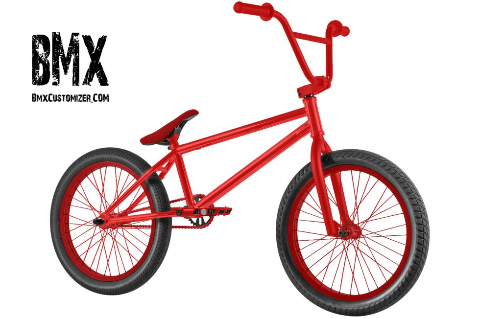 Customized BMX Bike Design 290311