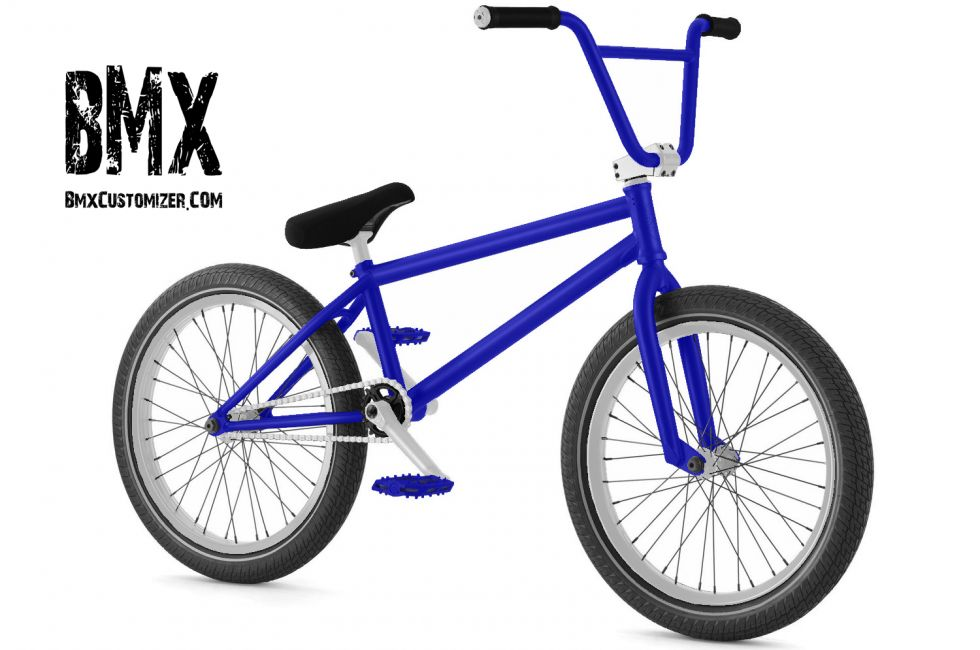 Customized BMX Bike Design 291178