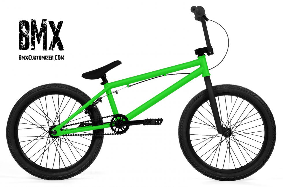 Customized BMX Bike Design 291787