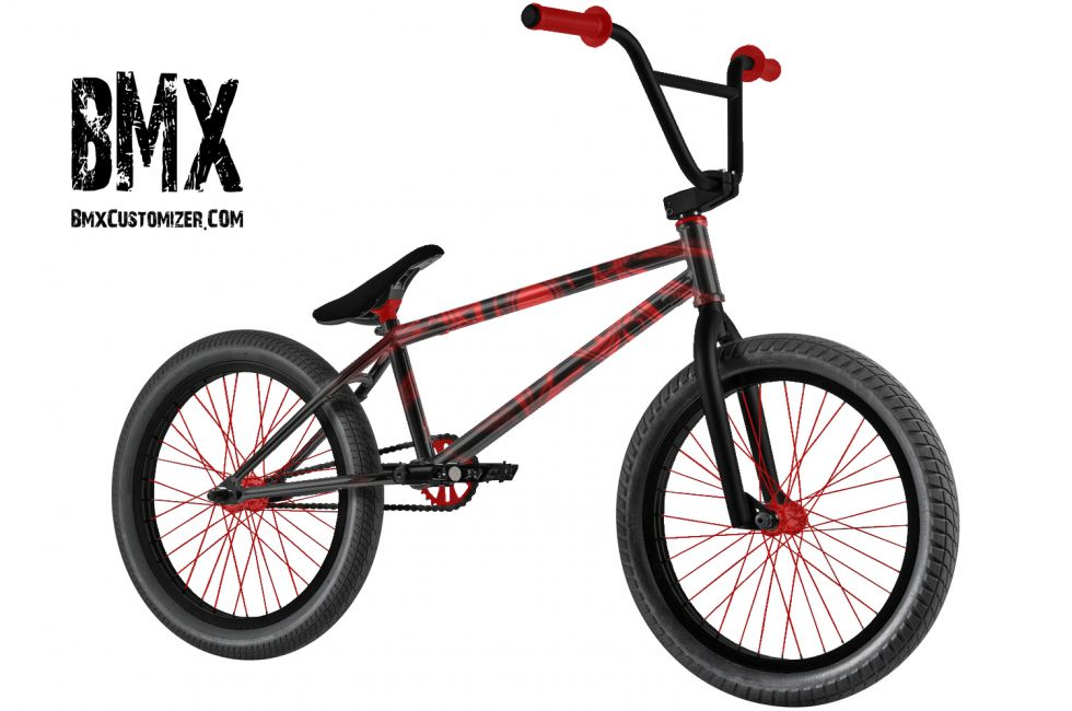Customized BMX Bike Design 292440