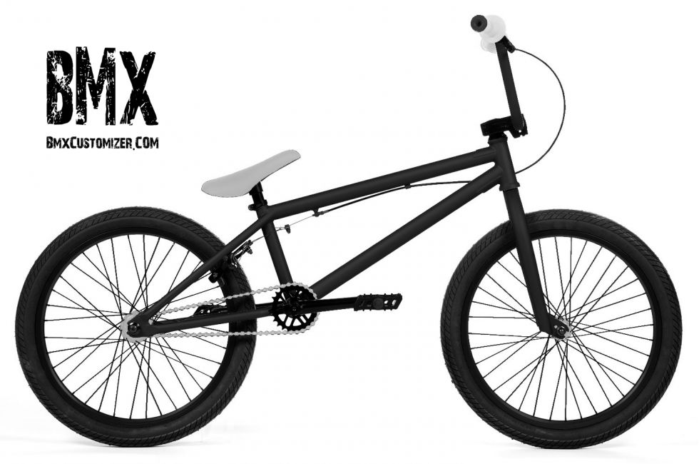 Customized BMX Bike Design 292712