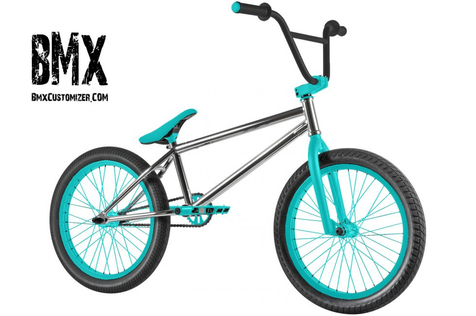Customized BMX Bike Design 292827