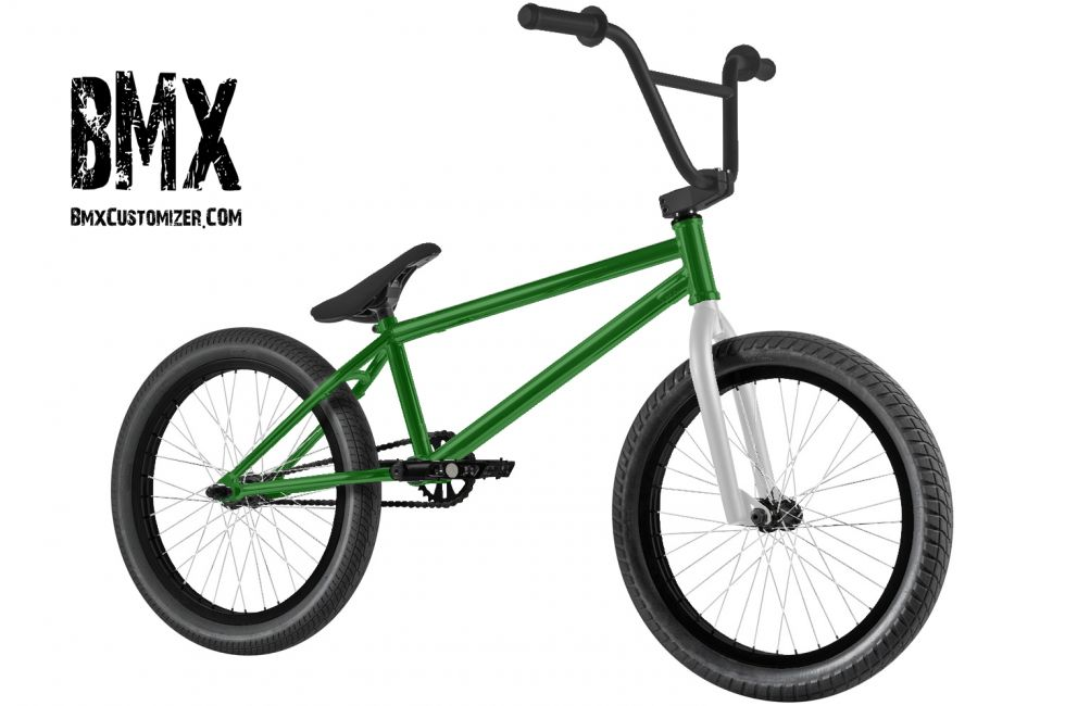 Customized BMX Bike Design 293015