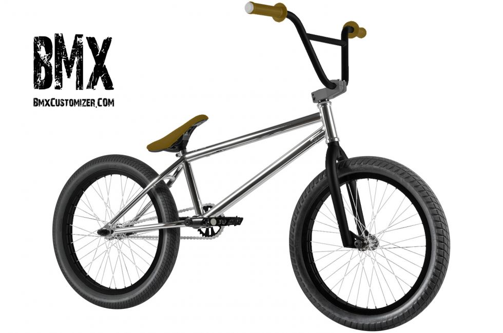 Customized BMX Bike Design 293043