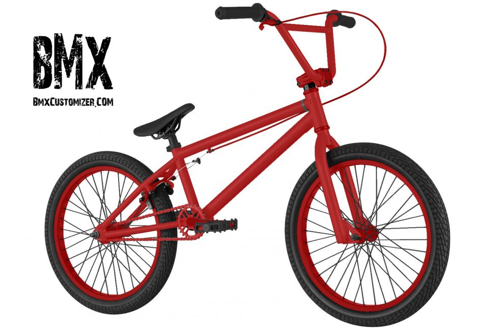 Customized BMX Bike Design 293418