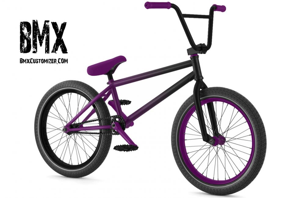 Customized BMX Bike Design 293788