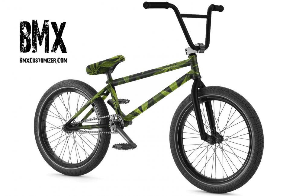 Customized BMX Bike Design 293902