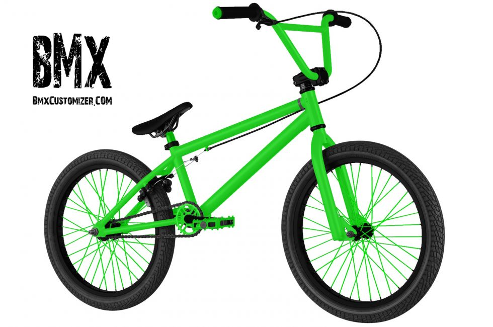 Customized BMX Bike Design 294004
