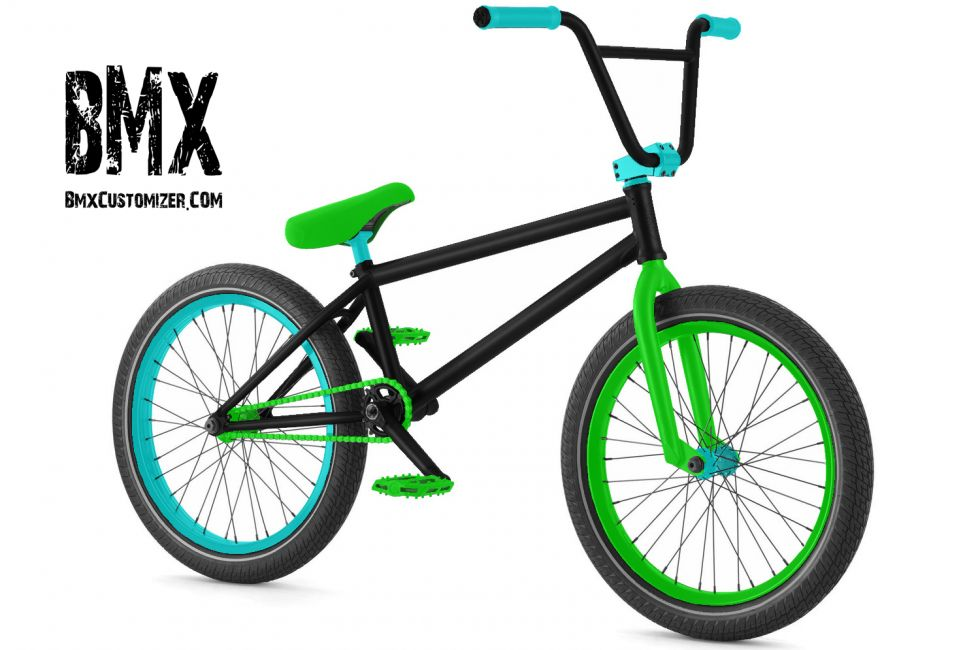 Customized BMX Bike Design 294059