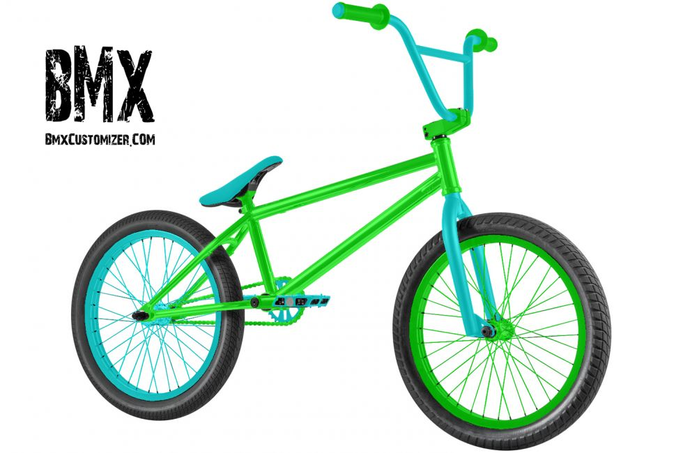 Customized BMX Bike Design 294683