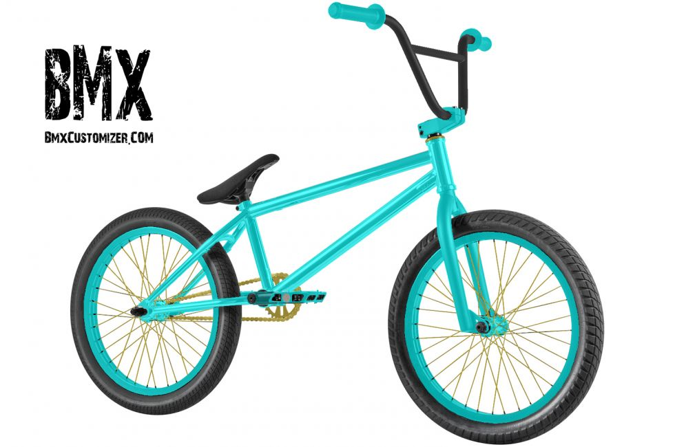 Customized BMX Bike Design 294701