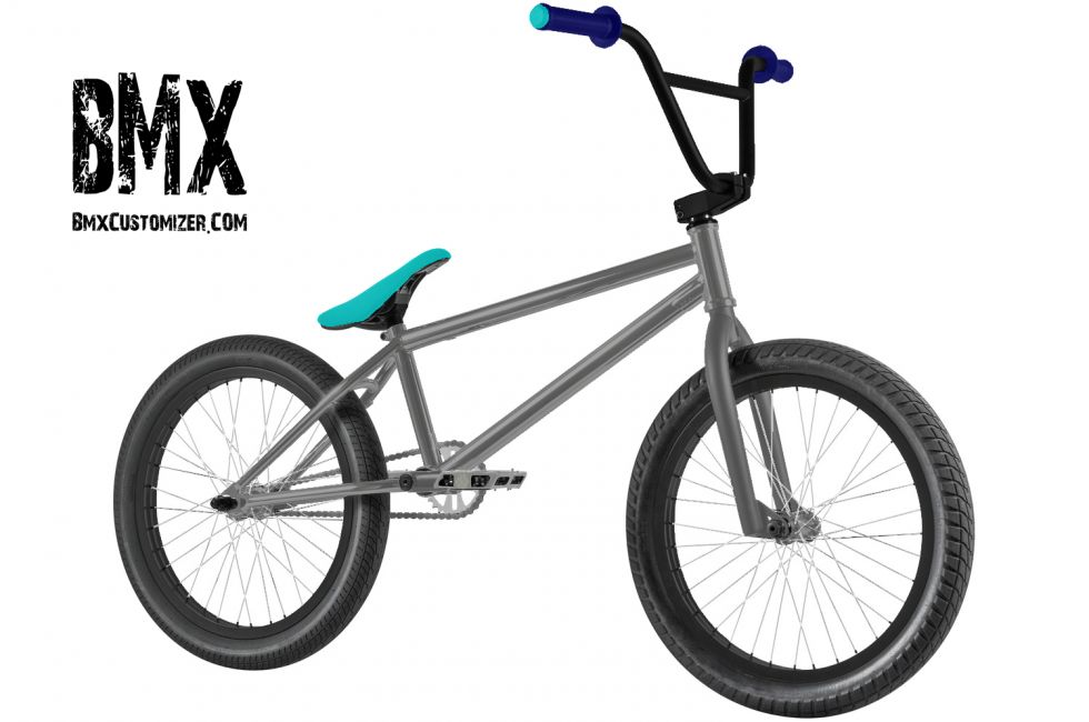 Customized BMX Bike Design 294704