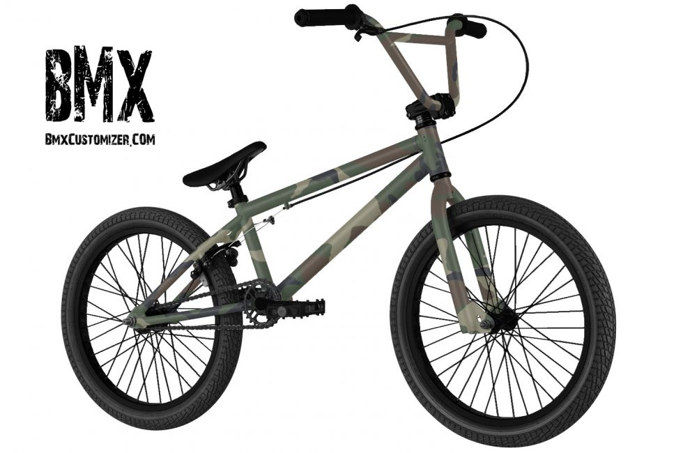 Customized BMX Bike Design 294706
