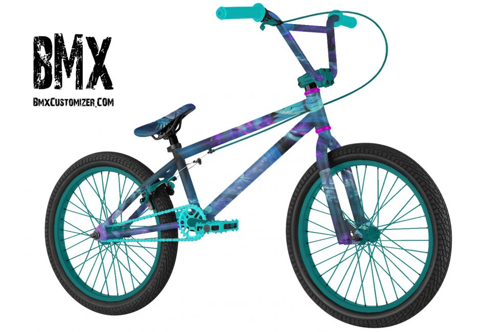 Customized BMX Bike Design 294718