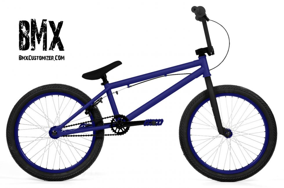 Customized BMX Bike Design 294776
