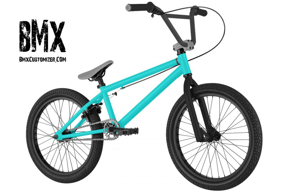 Customized BMX Bike Design 294783
