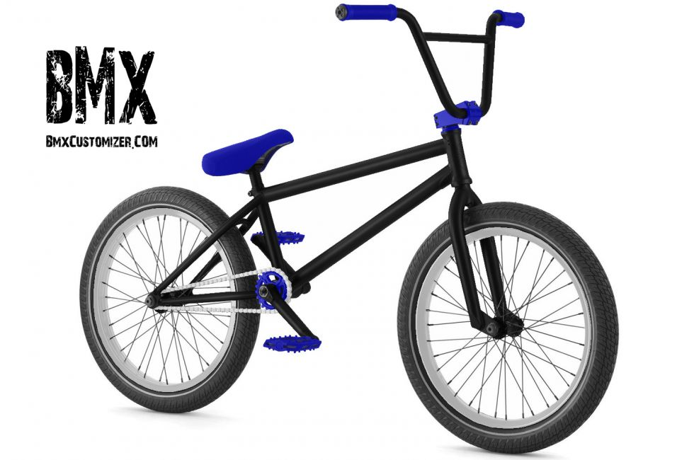 Customized BMX Bike Design 294848